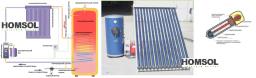 Солнечный коллектор - серия AQUA SP (нагрев и отопление)