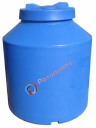 Емкость (бочка) пластиковая цилиндрическая 250 литров
