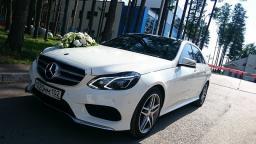 Машина на свадьбу Уфа. Прокат авто на свадьбу в Уфе. Аренда автомобиля Mersedes E-class AMG NEW