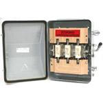 Ящик с рубильником ЯБ-1, ЯБ-3