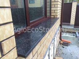 Внешние подоконники (отливы) для пластиковых окон из камня
