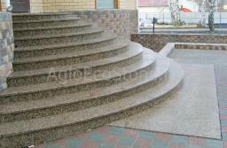 Ступени для лестницы из камня
