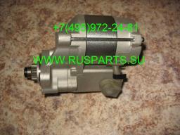 Стартер двигателя Kubota V1305 37560-63012