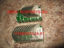 Вкладыши коренные двигателя Yanmar 4TNV88/ 4TNE88