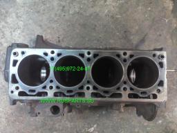 Блок цилиндров двигателя Nissan K21 Б/У