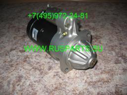 Стартер двигателя 4LB1 (12V) для погрузчика TCM FD15 T3Z