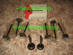 Клапаны выпуска двигателя Toyota 4Y