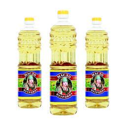 Подсолнечное масло рафинированное дезодорированное (ОПТ)