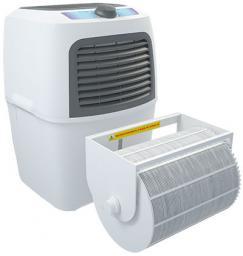 VE400 увлажнитель-очиститель воздуха Fanline «Aqua»