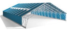Металлокаркасы зданий и сооружений