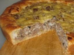 Пирог «Мясной»