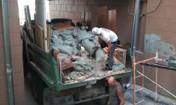 Вывоз строительного мусора, хлама, старой мебели Анапа