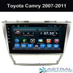 производитель В-Dash андроид автомагнитола Toyota Camry 2008 большой экран