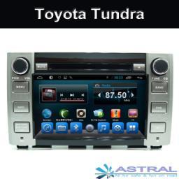 Китай завод автомобилей Stereo Мультимедиа Toyota Tundra gps навигаторы 8 дюймовый Android