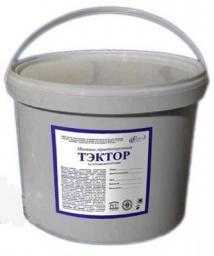 Мастика Тэктор 12,5 кг.