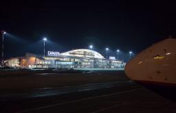 Трансфер такси аэропорт Самара Курумоч KUF - Тольятти, Ульяновск, Сызрань.