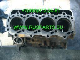 Блок цилиндров двигателя Toyota 1DZ