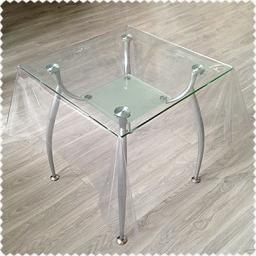 Прозрачная скатерть на стол CRISTAL PROTECT 200