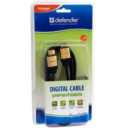 Defender HDMI-HDMI PROFESSIONAL зол.контакты [HDMI