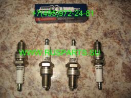 Свечи зажигания двигателя Nissan H20-II (12V)