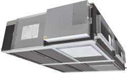Lossnay LGH-150RVXT-E вентиляционная установка приточно-вытяжная 1500 м3/ч