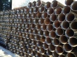 Колонковая труба д.127х5х1000мм