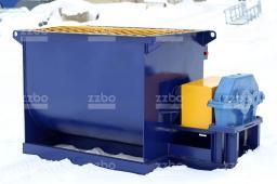 Одновальный Бетоносмеситель ZZBO БП-1Г-450
