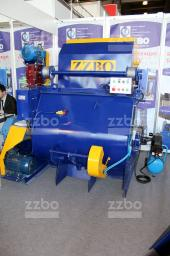 Одновальный Бетоносмеситель ZZBO БП-1Г-450с