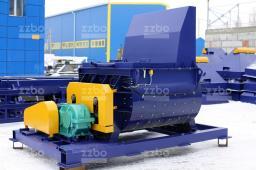 Двухвальный бетоносмеситель ZZBO БП-2Г-1200