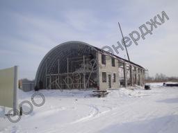 Строительство торгового павильона/магазина