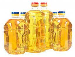 масло подсолнечное рафинированное дезодорированное «Высший сорт»