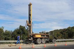 Инженерные изыскания - дорожное строительство