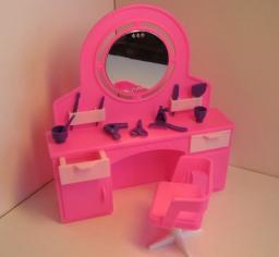 Мебель для кукольного домика Парикмахерская