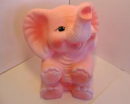 Резиновая игрушка Слон Бубо