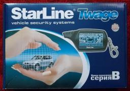 Starline B9 с установкой
