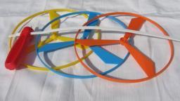 Игрушка вертушка пропеллер