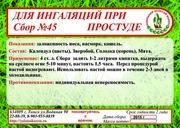 Сбор №45 ДЕТСКИЙ ДЛЯ ИНГАЛЯЦИЙ