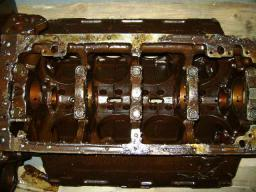 Блок цилиндров ЗИЛ 130
