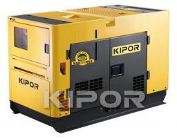 Дизель-генератор KIPOR KDE 75SS3 (50 кВт)