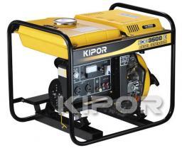 Дизель-генератор KIPOR KDE 3500 E (3 кВт)
