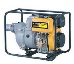 Бензиновая мотопомпа Kipor KGP40T (грязевая)