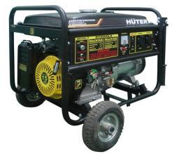 Бензиновая электростанция  Huter DY8000L