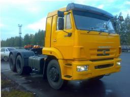 Седельный тягач КамАЗ-65116-RP с двигателем Камминз (360 л.с.)