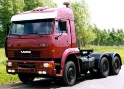 Седельный тягач КамАЗ-6460 (6х4, нагрузка на седло 17 тонн)