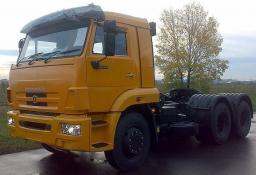 Седельный тягач КамАЗ-65116-RB с двигателем Камминз (325 л.с.)