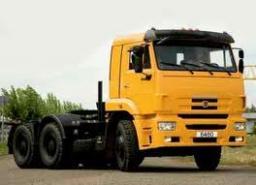 Седельный тягач КамАЗ-6460-RP с двигателем Камминз (360 л.с.)