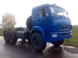 Седельный тягач КамАЗ-44108-RF с двигателем Камминз (340 л.с.)