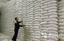 Сахар песок ГОСТ в мешах от 10 кг.