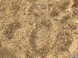 Обогащенная песчано-гравийная смесь с доставкой