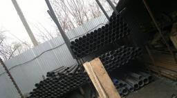 Труба обсадная черная